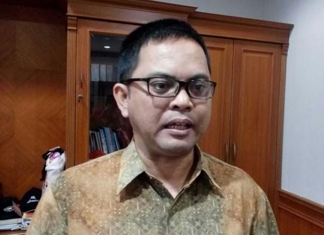 Komisioner KPU Viryan - Medcom.id/M Rodhi Aulia