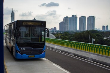 Mendamba Transportasi Bebas Macet di Jakarta