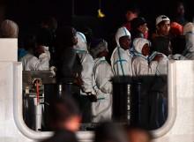 522 Imigran Diselamatkan Penjaga Pantai Italia di Sisilia