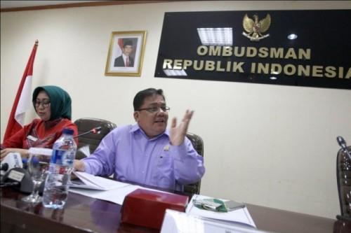 Komisioner Ombudsman Republik Indonesia (ORI), Adrianus Meliala