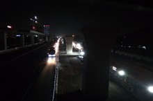 <i>One Way</i> di Tol Jakarta-Cikampek Diberlakukan Lagi Malam