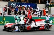 Alonso Bantu Toyota Rebut Juara di Le Mans 24 Hours