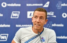 Film-making a 'Passion' for Iceland's Goalkeeping Hero