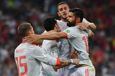 Gol Iran Dianulir, Spanyol Keluar sebagai Pemenang
