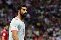 Jawaban Ketus Diego Costa kepada Wartawan