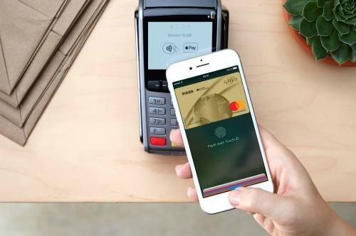 Apple Pay menggandeng lebih banyak bank di Amerika Serikat dan