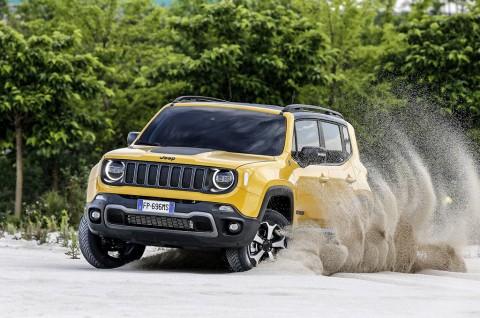 Gaya dan Mesin Baru, New Jeep Renegade