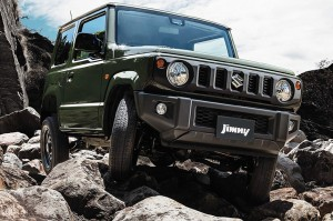 Intip Spesifikasi All New Suzuki Jimny