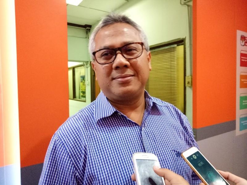 Ketua KPU Arief Budiman - Medcom.id/Siti Yona Hukmana.