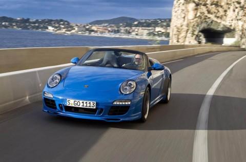 Kehadiran 911 Speedster Meriahkan 70 Tahun Usia Porsche