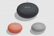 Google Home dan Home Mini Meluncur di Tiga Negara