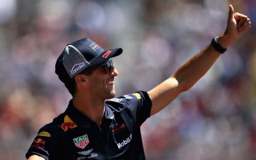Daniel Ricciardo (Foto: AFP/Charles Coates)