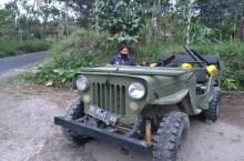 Supir Jeep Wisata Merapi Wajib Bersertifikat