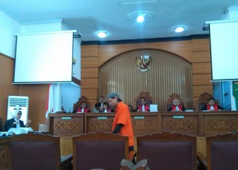 PN Jaksel Tunda Sidang Lain saat Vonis Aman Abdurrahman