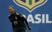 Neymar Kembali Latihan