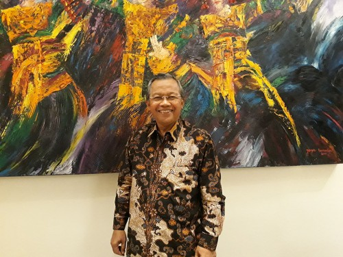 Rektor Universitas Negeri Sebelas Maret (UNS), Ravik Karsidi.
