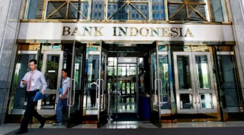Bank Indonesia. Dok: Antara.