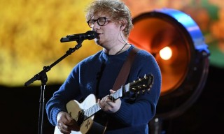 Ed Sheeran Sumbang Lego Model Wajahnya ke Toko Amal
