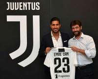Emre Can Resmi Bela Juventus
