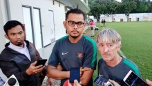 Timnas U-23 Latihan Khusus Jelang Hadapi Korsel