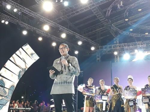 Wakil Gubernur DKI Jakarta Sandiaga Uno. (Foto: Medcom.id/Marcheilla Ariesta).