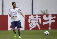 Messi Tak Berkutik, Argentina-Kroasia Masih Nihil Gol