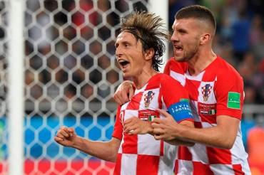 Messi Melempem, Argentina Dibantai Kroasia