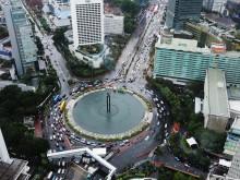 Hujan Lebat Disertai Petir akan Guyur Jakarta
