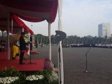 Pemprov Gelar Upacara Memperingati HUT ke-491 DKI