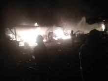Lapak Rongsokan 1 Hektare di Depok Ludes Terbakar
