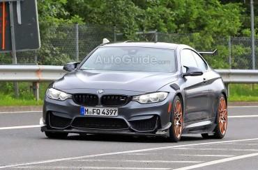 Tampang Sporty BMW M4 GTS Bermodallkan Aero Kit