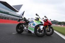 Ducati Panigale V4 jadi Armada Brigade Motor Polisi Inggris