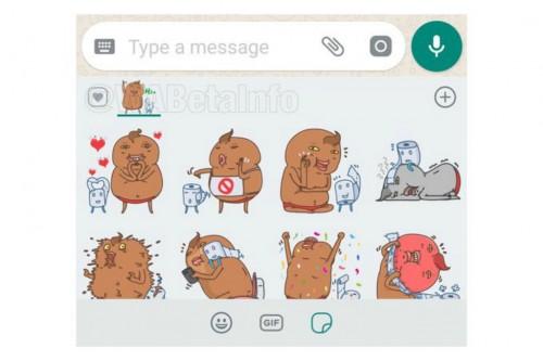 WhatsApp dilaporkan bersiap untuk merilis fitur bernama Sticker