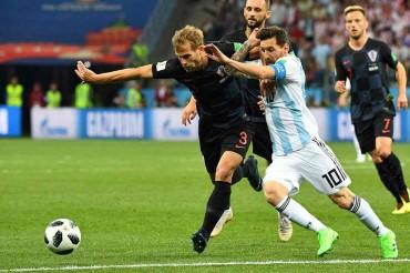 Hitung-hitungan Peluang Argentina Lolos ke 16 Besar