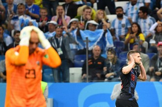 Tekuk Argentina 3-0, Kroasia Lolos ke Babak 16 Besar