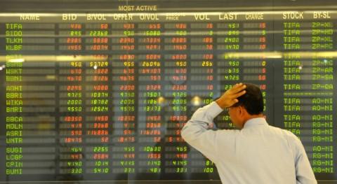 Bursa Efek kembali Suspensi Saham Bakrie and Brothers