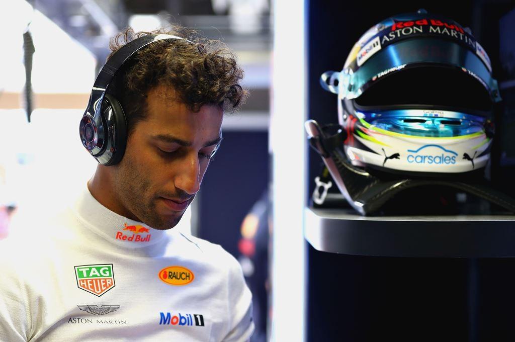 Daniel Ricciardo (Foto: AFP/  Mark Thompson)