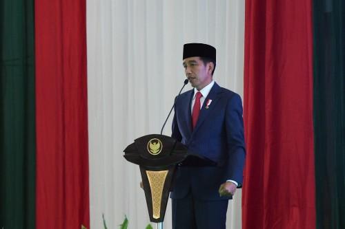 Presiden Joko Widodo - ANT/Puspa Perwitasari.