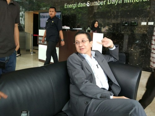 Executive Vice President Freeport Indonesia Tony Wenas. (FOTO:
