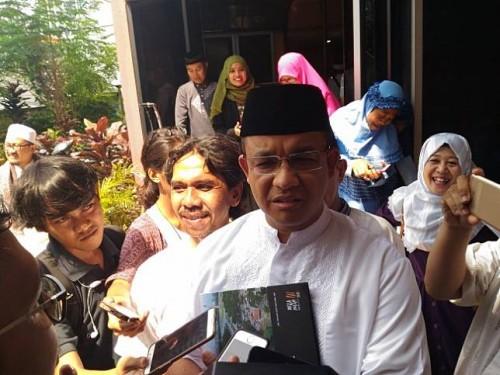 Gubernur DKI Jakarta Anies Baswedan - Medcom.id/Ilham Wibowo.