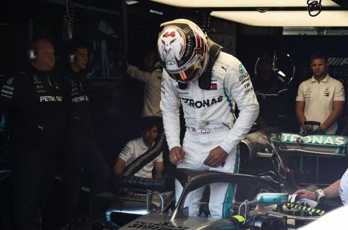 Lewis Hamilton. (Foto: AFP/Boris Horvat)