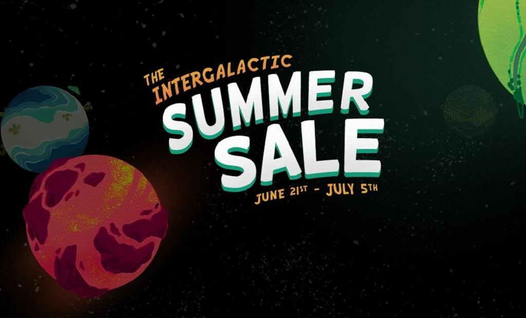 Steam Summer Sale 2018.