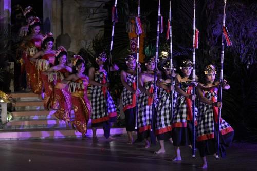 sendratari Jayaprana karya Guru Besar ISI Denpasar, ANT Fikri