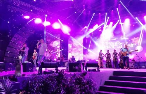 Jakarta Fair Kemayoran (JFK) 2018 (Foto:Medcom.id/Anggi Tondi Martaon)