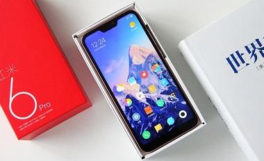 Xiaomi Redmi 6 Pro. (GSM Arena)