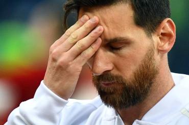 Benang Kusut Sampaoli yang Melilit Messi di Timnas Argentina
