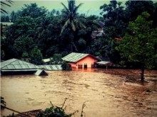 Banjir Bandang di Banyuwangi, Satu Orang Dilaporkan Hilang