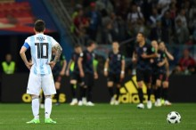 Endless Turmoil Leaves Messi's Argentina in Disarray at World Cup