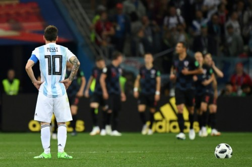 Lionel Messi carried Argentina on his back in qualifying but has