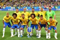 Babak 1: Tampil Dominan, Brasil Belum Mampu Bobol Gawang Kosta Rika